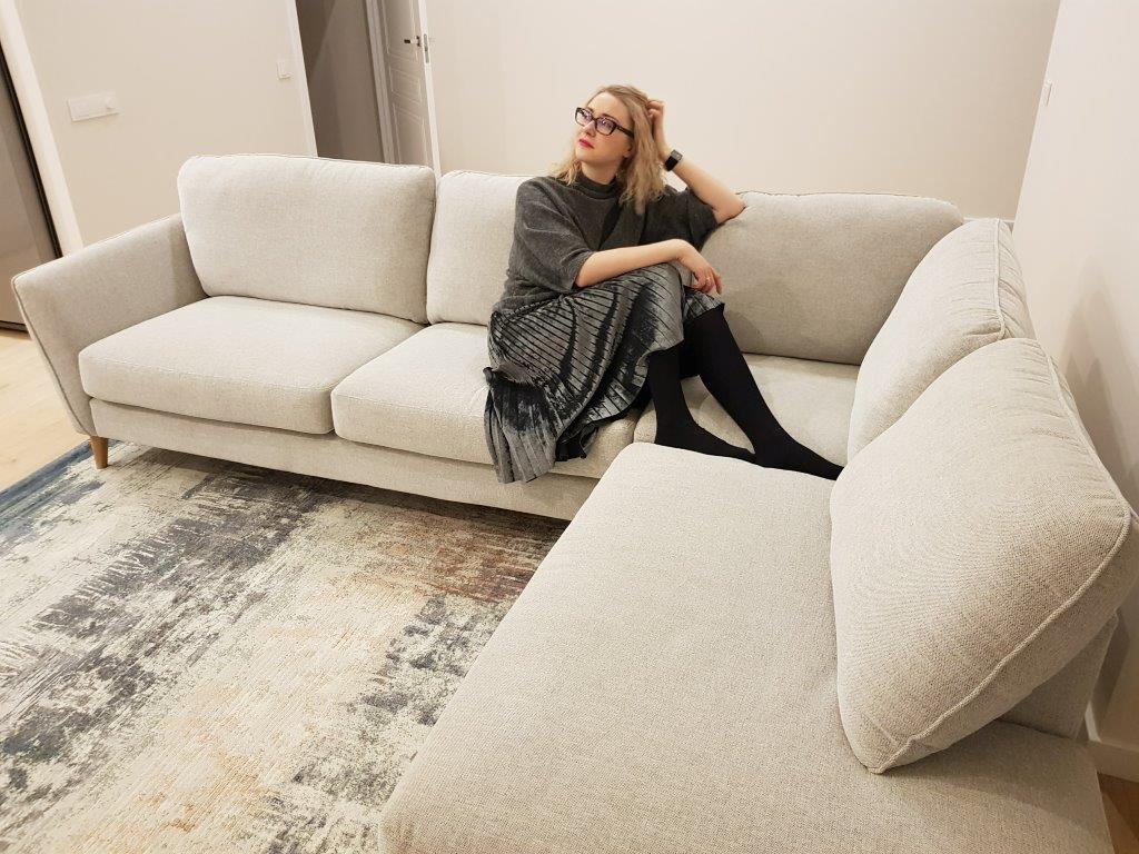 Raminta POWER miegama sofa lova lyros baldai lyra group skandinavisko stiliaus baldai kede stalas pufas fotelis