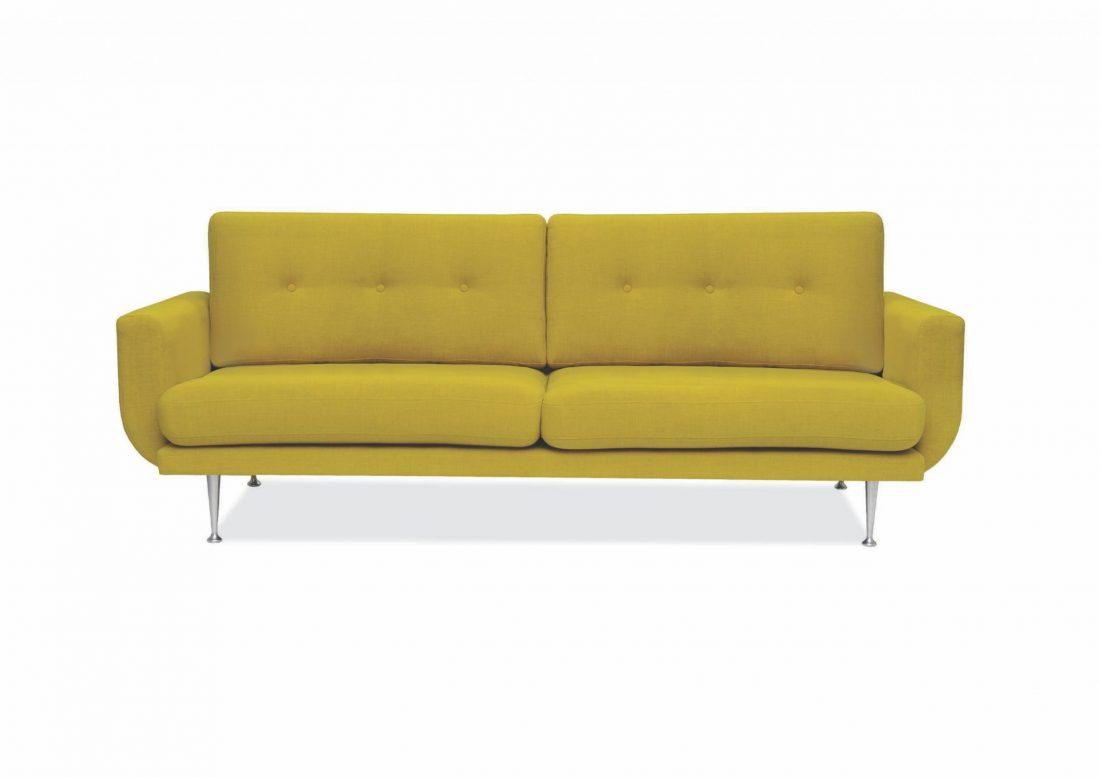 HARMONY trivietė sofa