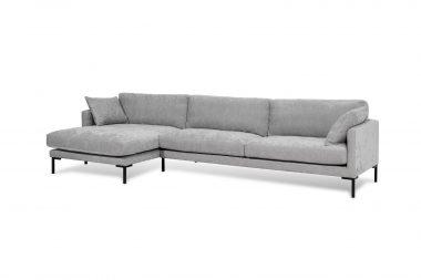 DOMINO kampinė sofa